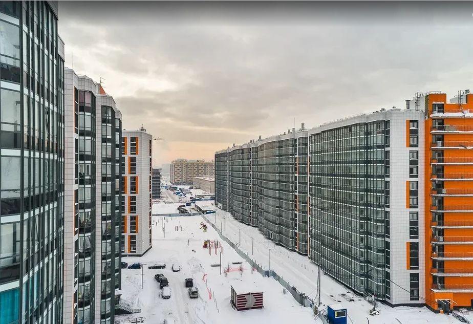 фото ЖК UP-квартал Светлановский