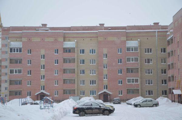 1-я Фотография ЖК «Октябрьский проспект, 84»
