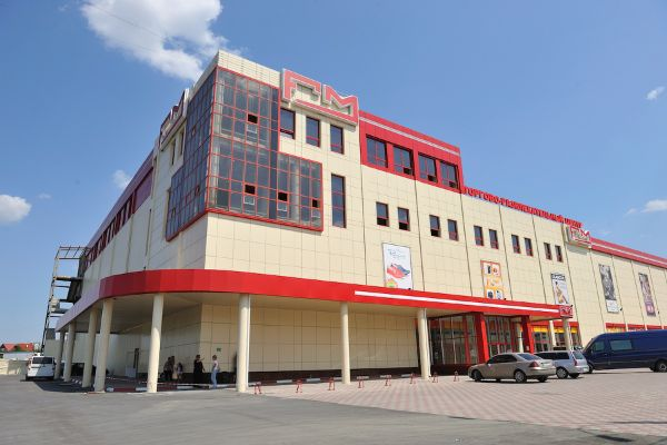 Торгово-развлекательный центр FM (ЭфЭм)