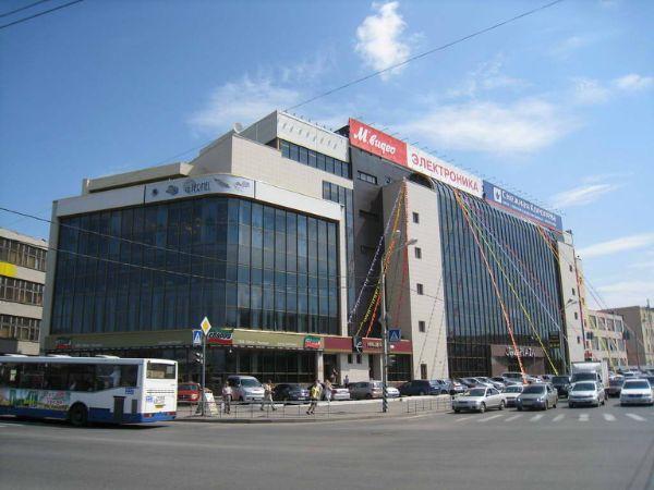 Торгово-офисный комплекс Герцен Plaza (Герцен Плаза)