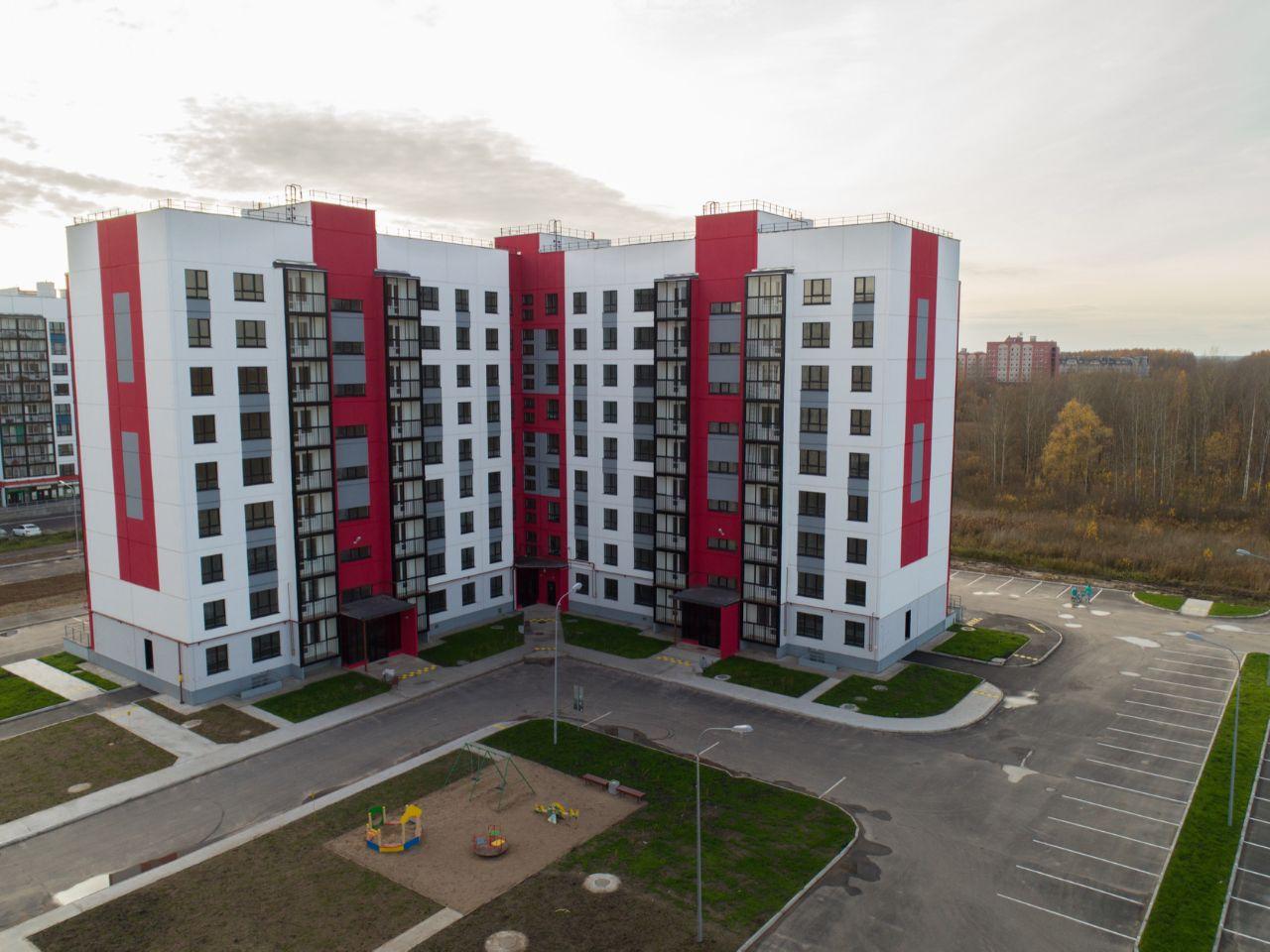 жилой комплекс Ивушки