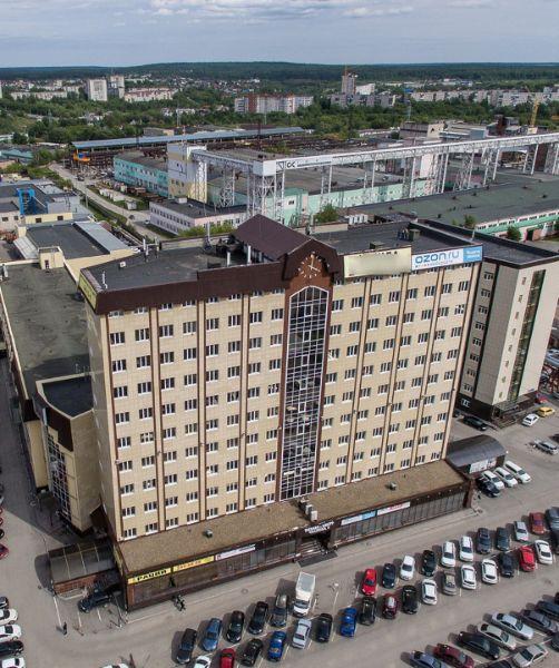 Офисно-складской комплекс Чкалова, 9