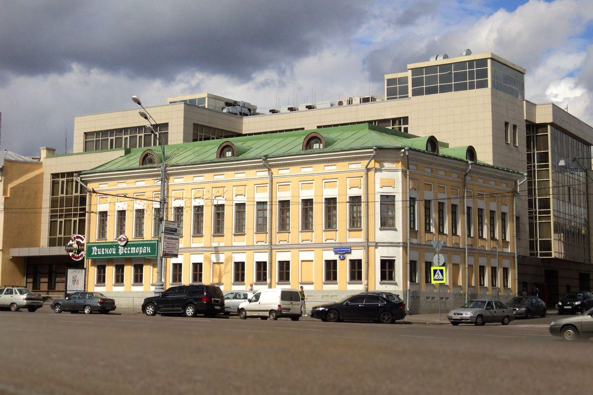 аренда помещений в БЦ На Спасской