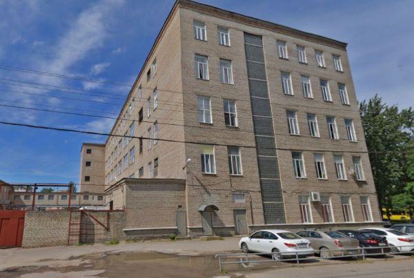 Офисное здание на Рижском проспекте, 40