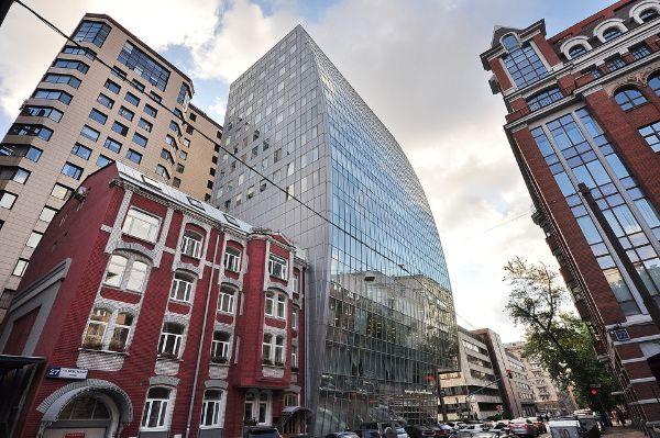 Бизнес-центр Capital Tower (Капитал Тауэр)