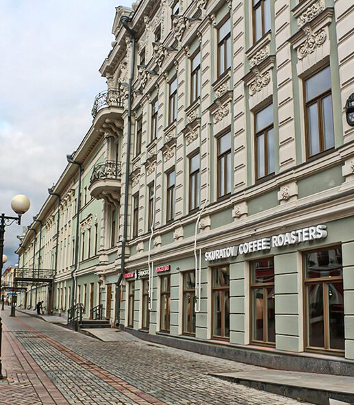 купить квартиру в ЖК Казанское подворье