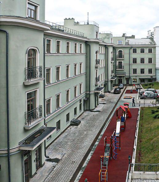фото ЖК Казанское подворье