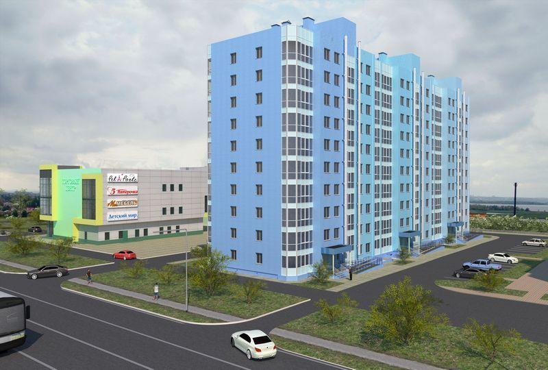 купить квартиру в ЖК Волжский Изумруд