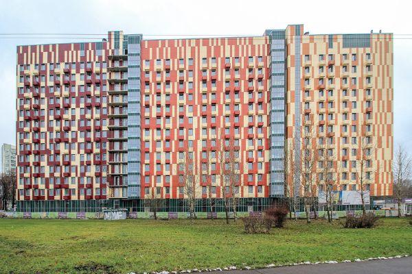 9-я Фотография ЖК «Апарт-комплекс Cleverland (Клеверленд)»