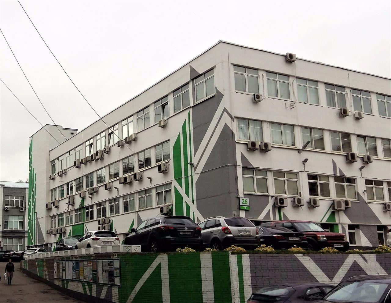 готовые офисные помещения Бронницкий переулок