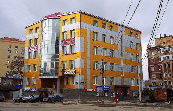 Офисный центр на ул. Федерации, 83