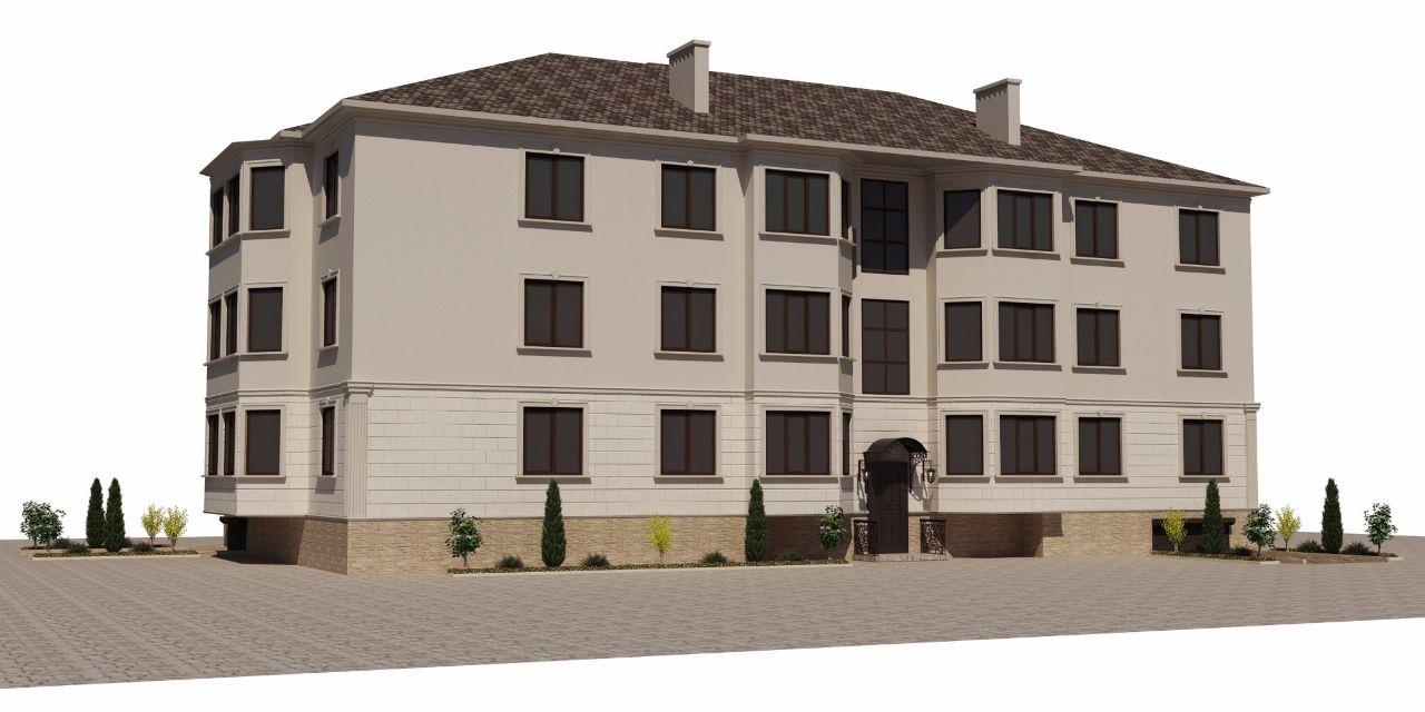 жилой комплекс Нарт 2
