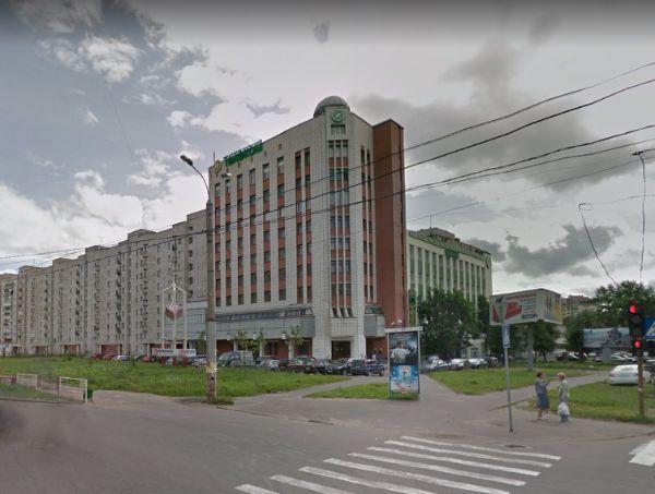 Бизнес-центр на ул. Воскресенская, 8