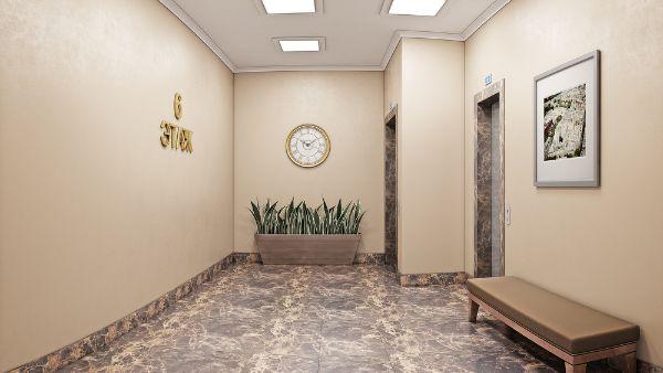 10-я Фотография ЖК «Клубный дом на Менжинского»
