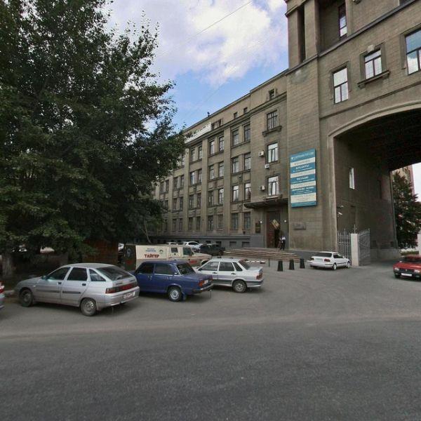 Офисное здание на ул. 2-я Павелецкая, 18