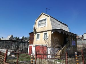 Купить дом в СНТ Бирюсинка Иркутского района, продажа домов - база ... 2e3f85021c0