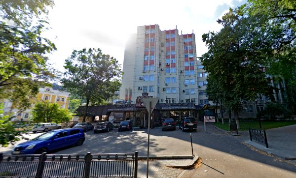 Офисное здание на ул. Никитинска, 8А
