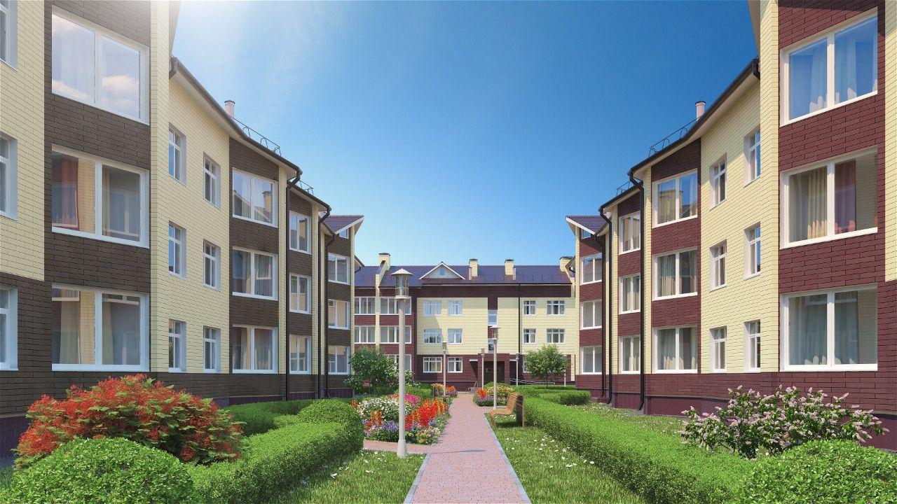 купить квартиру в ЖК Павловский квартал