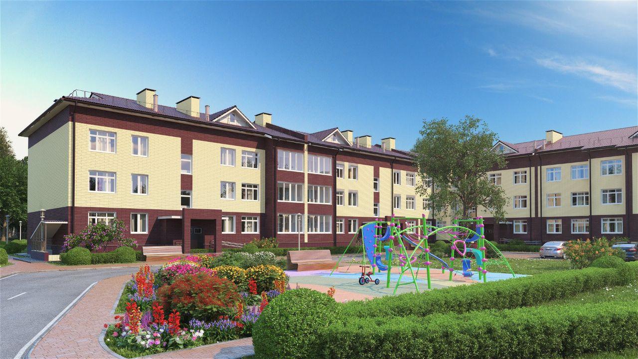 жилой комплекс Павловский квартал