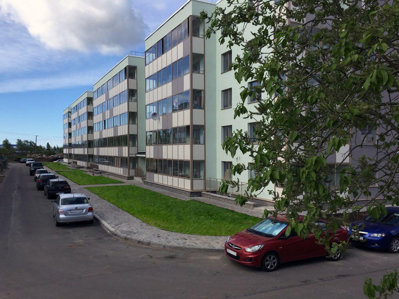 жилой комплекс Мандарин