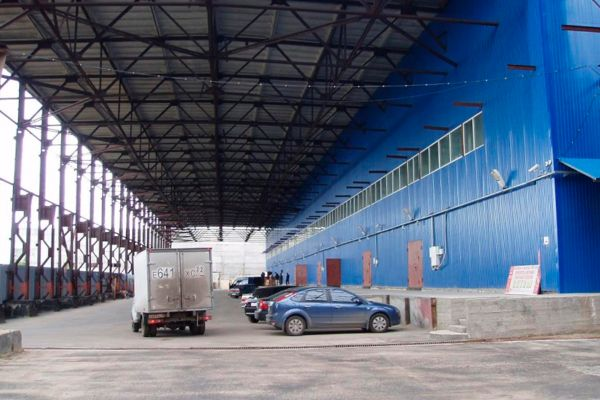 Складской комплекс на Нефтеюганском шоссе, 21А