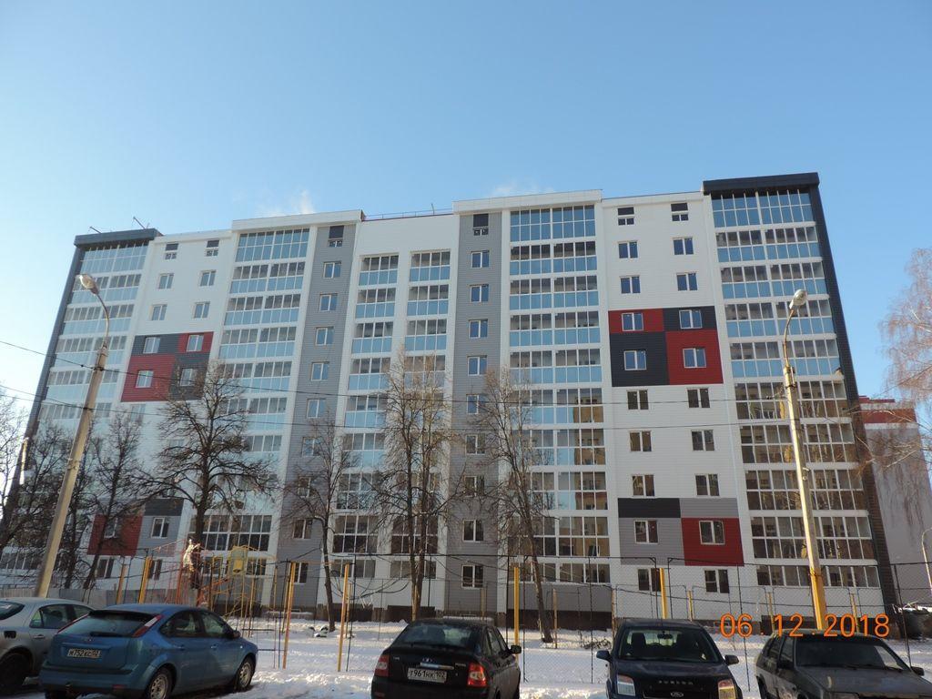 жилой комплекс по ул. Тукаева, 27
