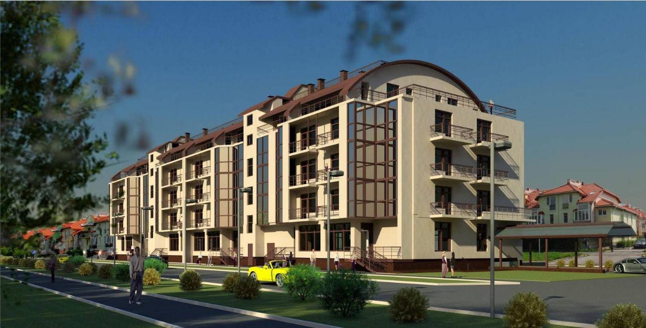 жилой комплекс Серая Цапля