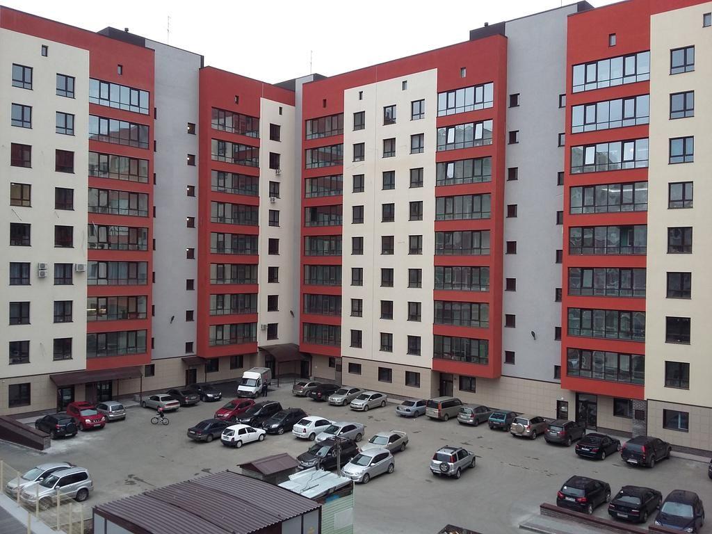жилой комплекс пр. Комсомольский, 44