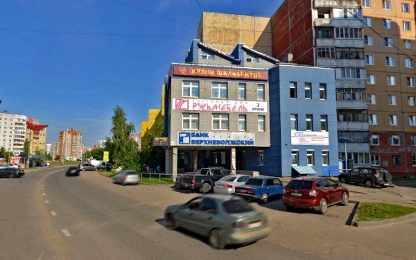 Торговый центр на ул. Серго Орджоникидзе, 18Б