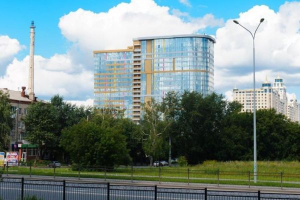2-я Фотография ЖК «Огни Екатеринбурга»