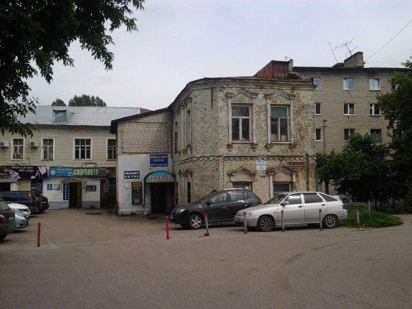 Бизнес-центр на ул. Московская, 109
