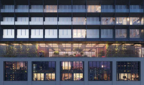 3-я Фотография ЖК «Tatlin Apartments (Татлин Апартментс)»