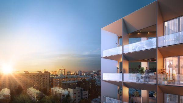 6-я Фотография ЖК «Tatlin Apartments (Татлин Апартментс)»