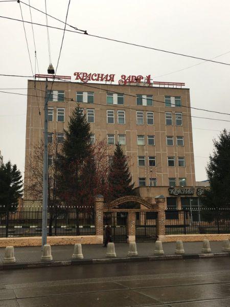 Торгово-офисный комплекс на ул. Малая Семёновская, 30с1