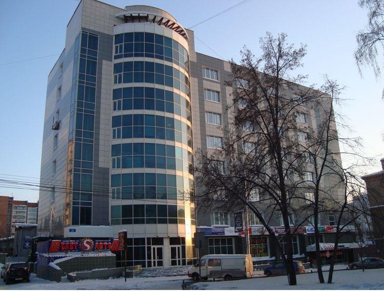 аренда помещений в БЦ Восход-20