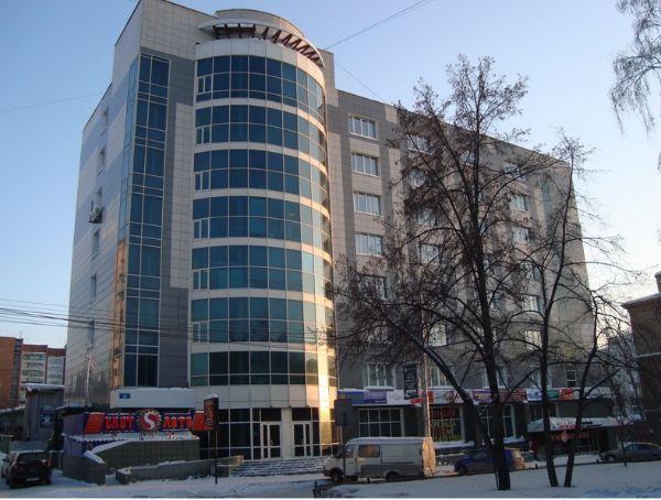 Бизнес-центр Восход-20