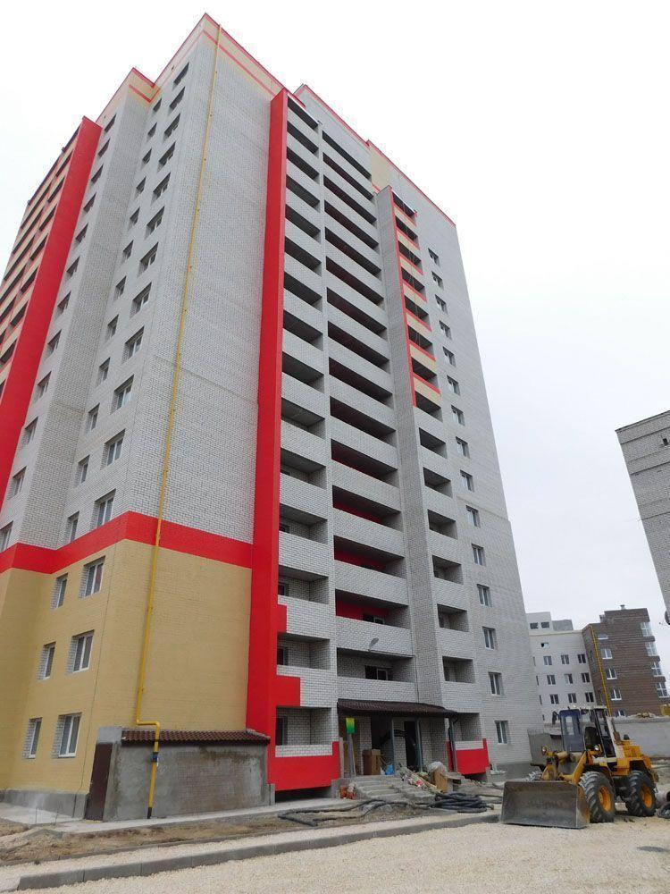 жилой комплекс по ул.Бежицкой