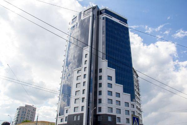 Бизнес-центр Застава