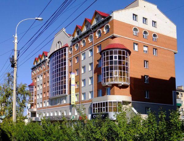 Офисное здание на ул. Чкалова, 158