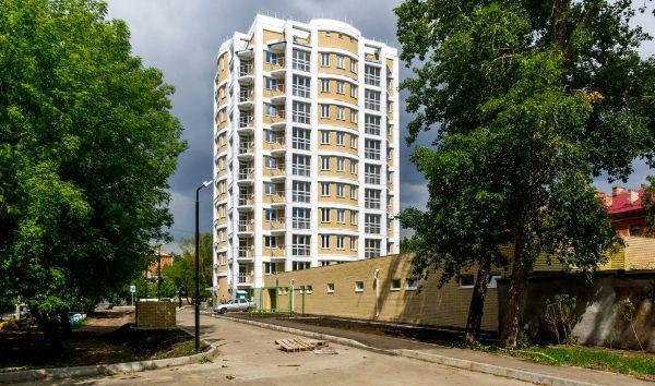 1-я Фотография ЖК «по ул. Серова»