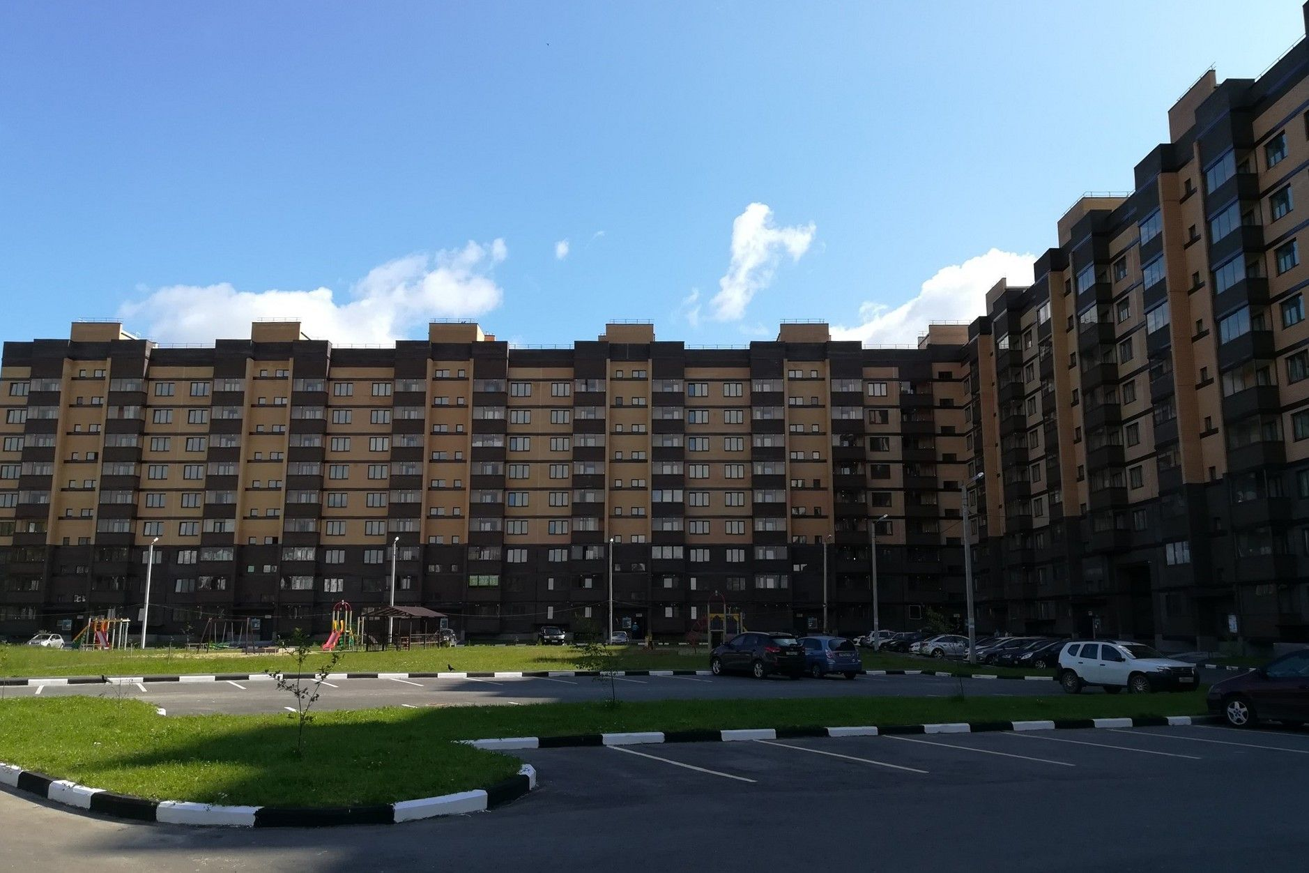 фото ЖК Жилой квартал Сокольники