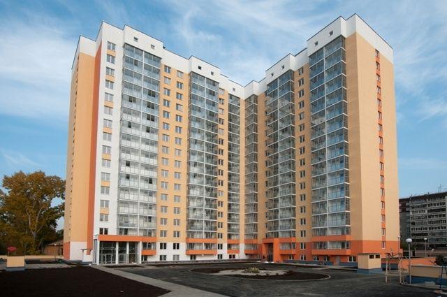 жилой комплекс Стрела