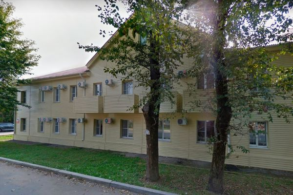 Офисное здание в Ладожском переулке, 6