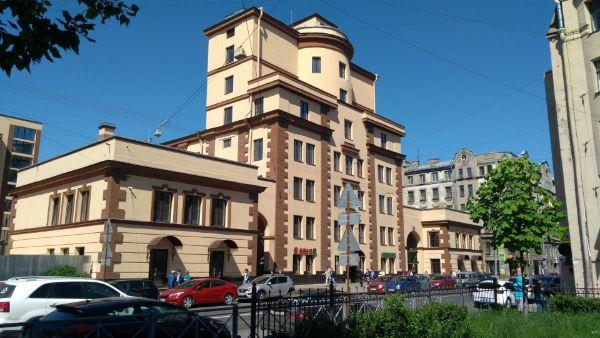 Бизнес-центр Чкаловский 50