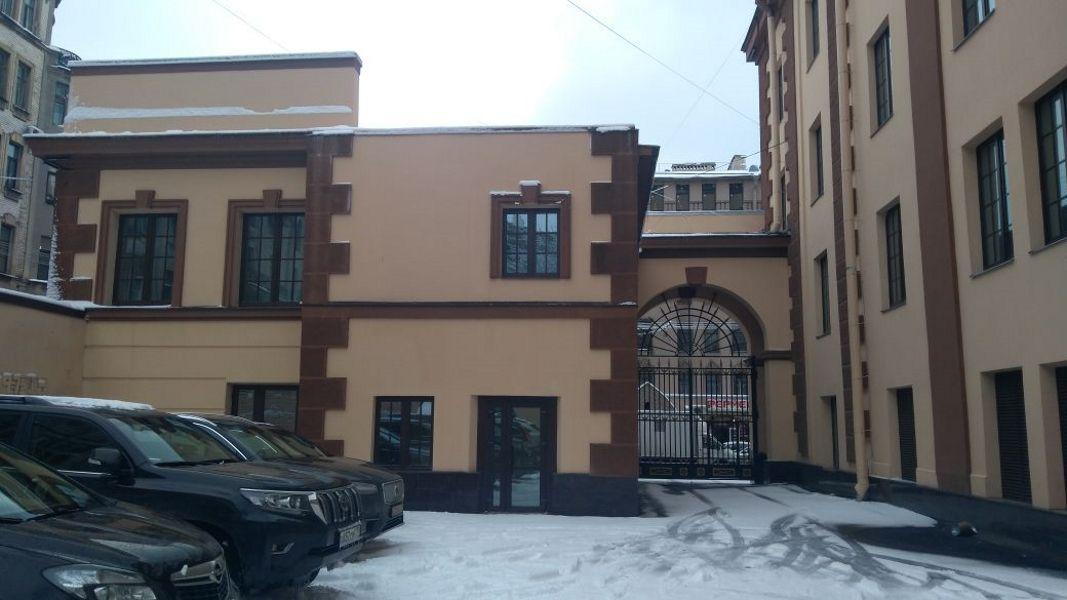 БЦ Чкаловский 50