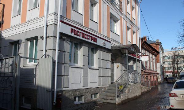 Отдельно стоящее здание на ул. Ленина, 89