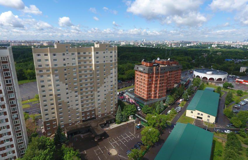 жилой комплекс Грильяж