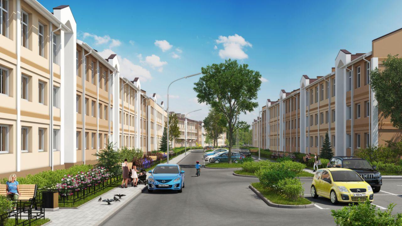 купить квартиру в ЖК Румболово-Сити