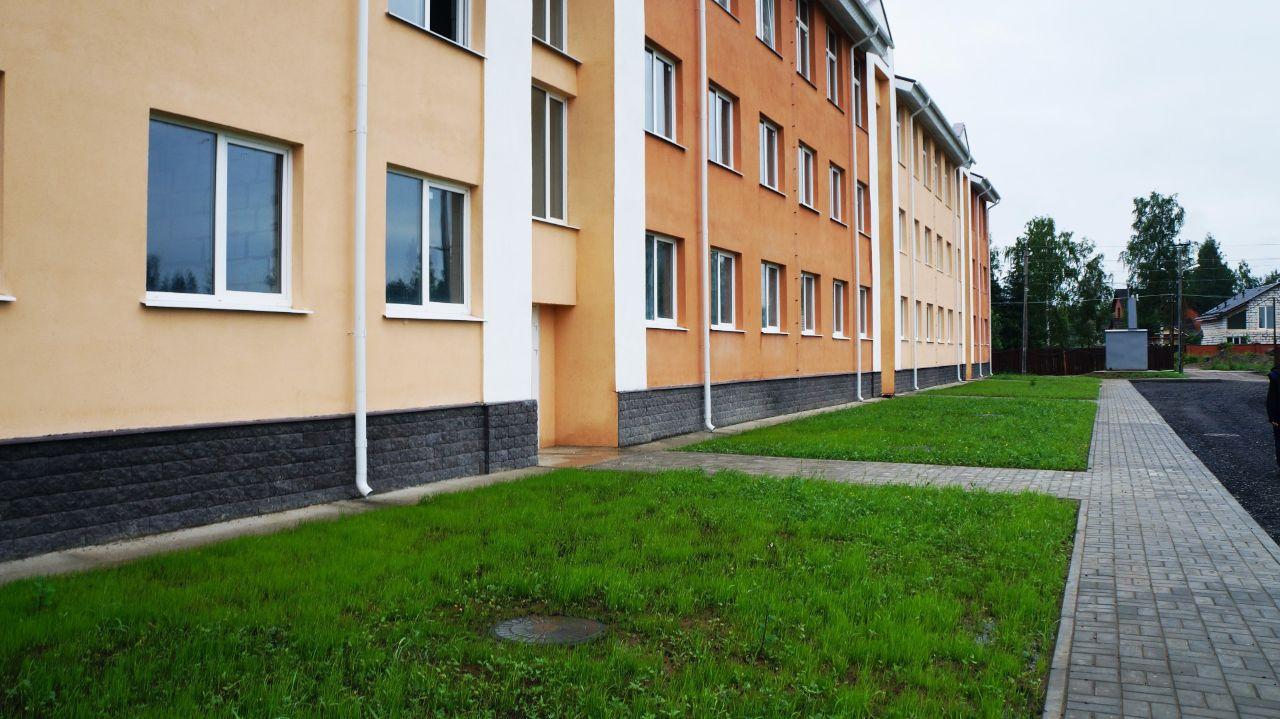 жилой комплекс Румболово-Сити