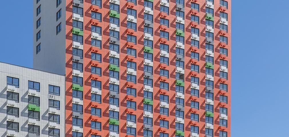 продажа квартир В Некрасовке-2 (1 очередь)